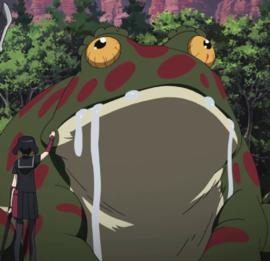 Kaiser Frog