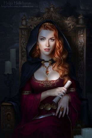Queen Fyadel