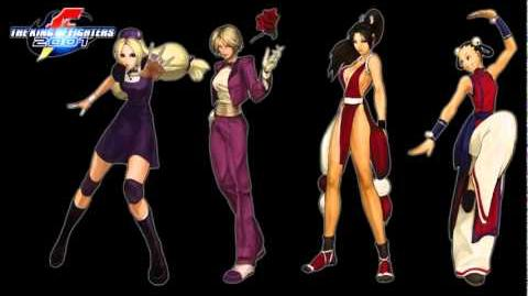 The King of Fighters 2001 - The Queen of Fighters (Arranged)