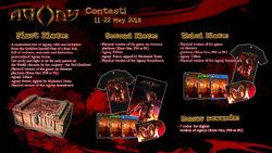 Agony-Contest