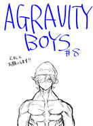 Agravity Boys Chapter 8 Twitter Art