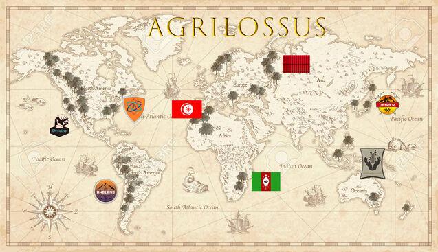 AGTILOSSUS MAP