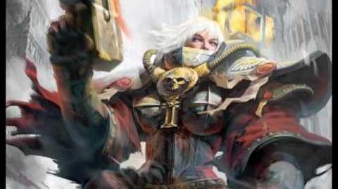 Adepta Sororitas, The Sisters of Battle