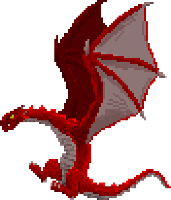 Adult Dragon