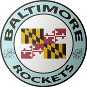 Baltimore Rockets Logo