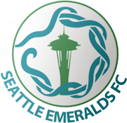 Seattle Emeralds FC Logo
