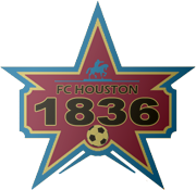 FC Houston 1836 Logo