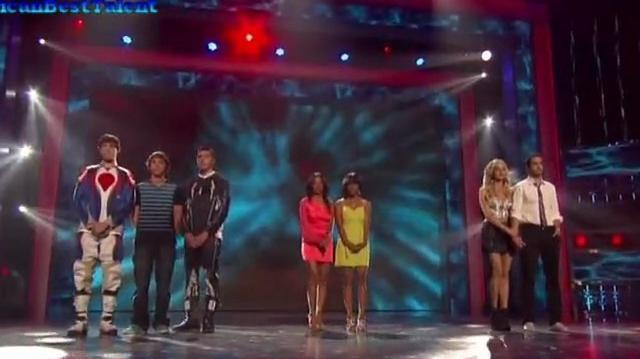Top 48 Results (Q2) ~ America's Got Talent 2011 LIVE (p5)