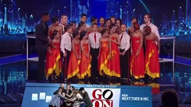 The Untouchables, 2nd Semifinal ~ America's Got Talent 2012-0