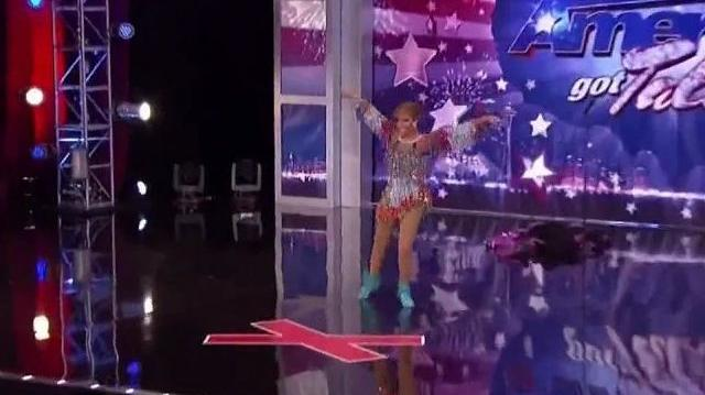 Hershae Chocolatae, 31 ~ America's Got Talent 2011, Atlanta Auditions-0