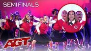 """WOW! Detroit Youth Choir Puts Spin on """"High Hopes"""" By Panic! At The Disco - America's Got Talent"""