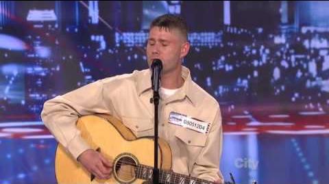 Jimmy Rose - America's Got Talent 2013 Season 8 Week 6 Auditions