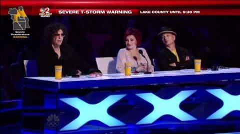 1. The Results of Q1 ~ America's Got Talent 2012