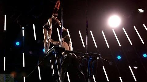 America's Got Talent 2016 ThroWings Amazing Human Trapeze Artists Full Judge Cuts Clip S11E11
