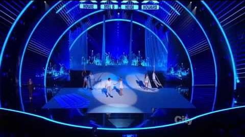 Aerial Ice - America's Got Talent 2013 Season 8 - Radio City Music Hall FULL