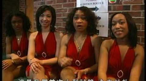 """Singing Fairy"" Victoria @ America's Got Talent 3 Episode 2"