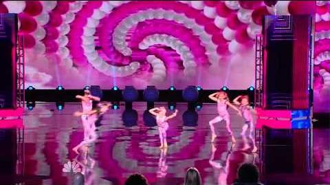Fresh Faces - America's Got Talent 2013 Season 8 - Radio City Music Hall