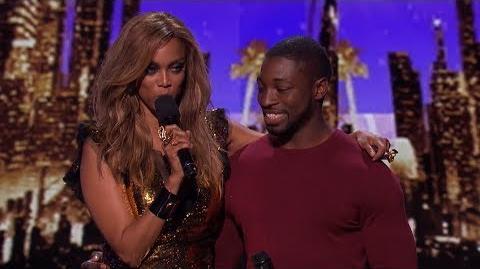America's Got Talent 2017 Semi-Finals Preacher Lawson Judges' Comments S12E19