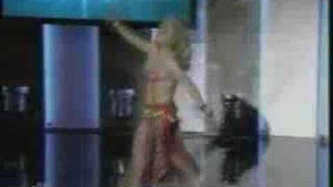 American got talent - Boy Shakira