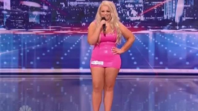 Trish Paytas, Auditions ~ America's Got Talent 2012-0