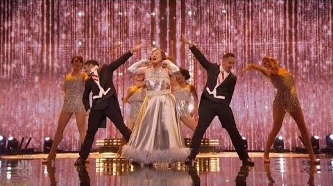 10 America's Got Talent 2016 Dorothy A Vintage Burlesque Show Live Shows S11E12