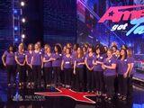 American Military Spouses Choir