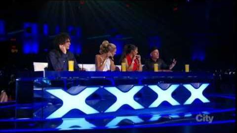 America's Got Talent 2014 Quarterfinal 3 Anna Clendening