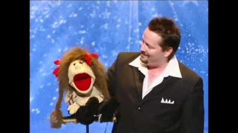 America's Got Talent Season 2 - Terry Fator - Audition
