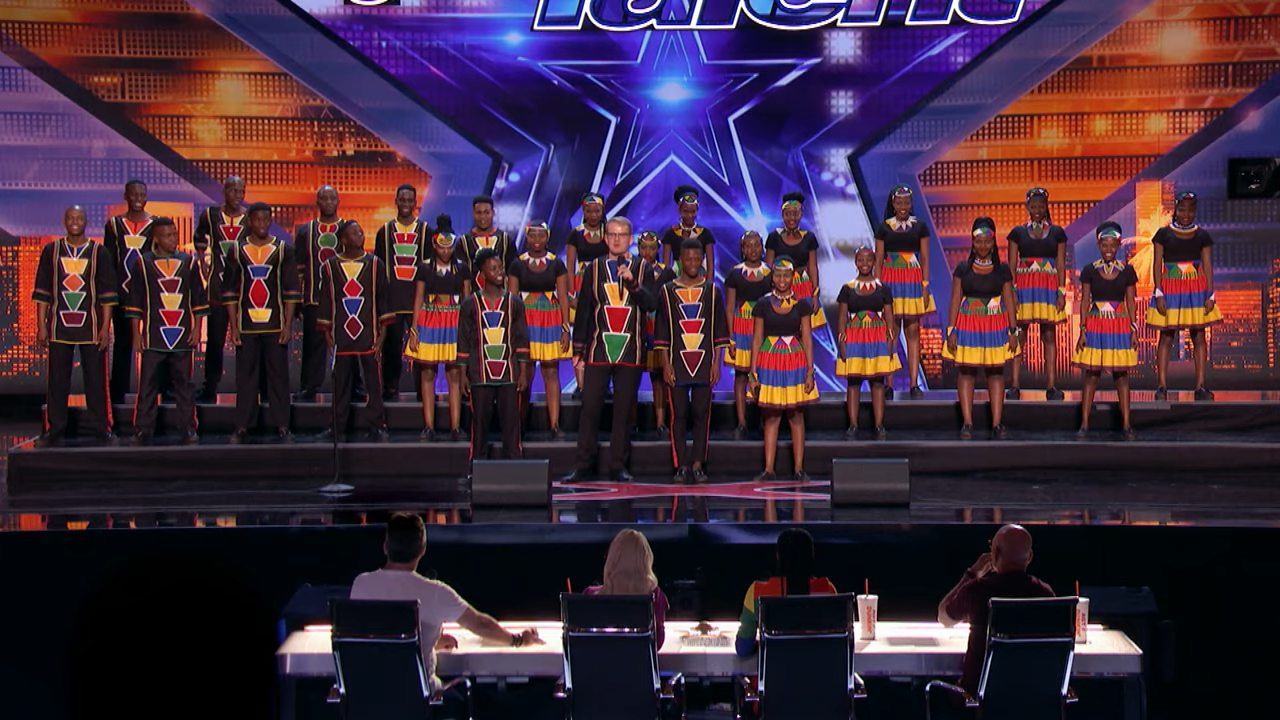 Ndlovu Youth Choir | America's Got Talent Wiki | FANDOM