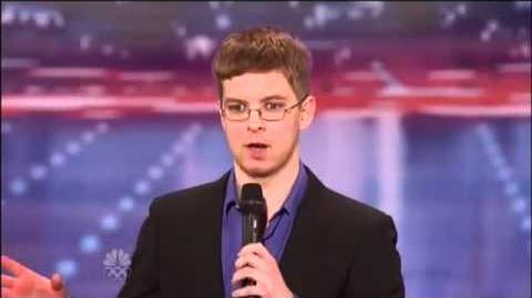 Jacob Williams, Auditions - America's Got Talent 2012