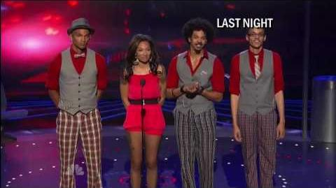 3rd Semifinalist Revealed ~ America's Got Talent Top 48 Results