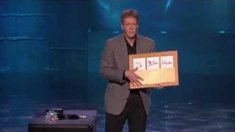 Giani - Vegas Round - America's Got Talent 2012