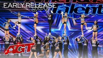 Texas Cheer Team CA Wildcats Soars High with AMAZING Routine! - America's Got Talent 2020