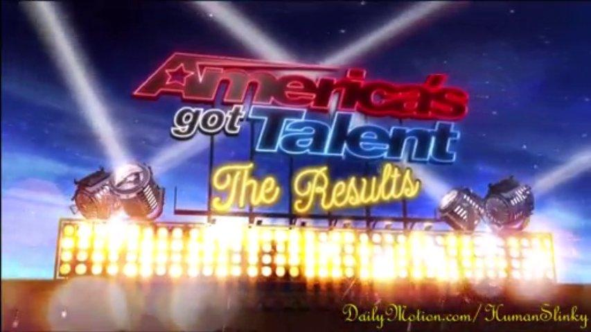 36 60 Results, Top 60 ~ AGT 2013 Live