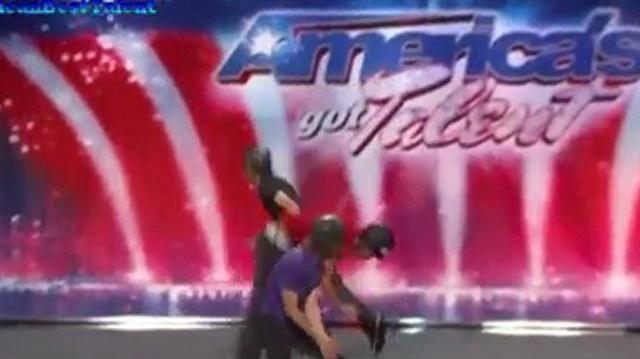 Team X-Pogo, 15-22 ~ America's Got Talent 2010, Final Auditions