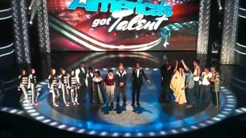 AMERICA'S GOT TALENT 2009 ALL 10 FINALIST