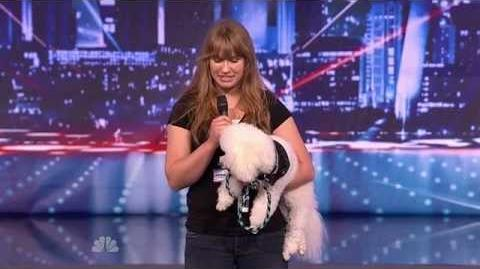 Kelsey and Bailey - America's Got Talent 2013 Season 8 Week 5 Auditions