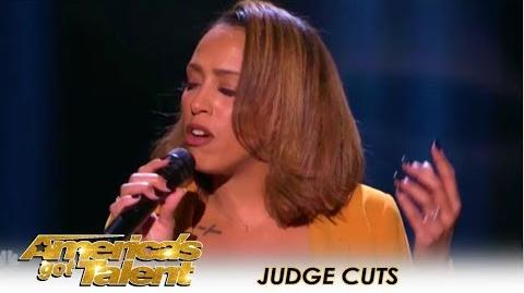 Glennis Grace Charismatic Holland Star WOWS America With Prince Cove America's Got Talent 2018