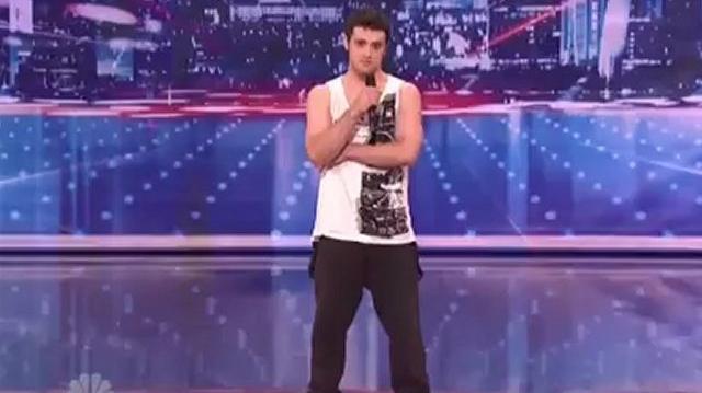 More Successful, Austin Auditions ~ America's Got Talent 2012-0
