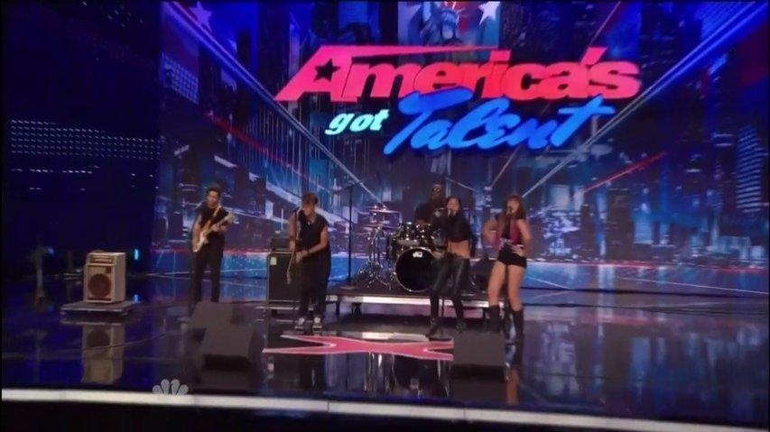 212 Green, 14-19 ~ AGT 2013 New Orleans Auditions-0