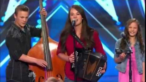 America's Got Talent 2014 The Willis Clan Auditions 2