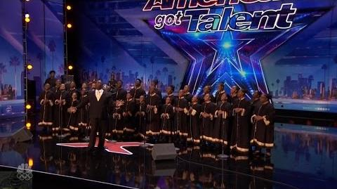 America's Got Talent 2016 Arkansas Gospel Choir Oh Happy Day Full Audition Clip S11E05