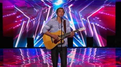 America's Got Talent S09E09 Semi-Final Male Singing Acts Miguel Dakota