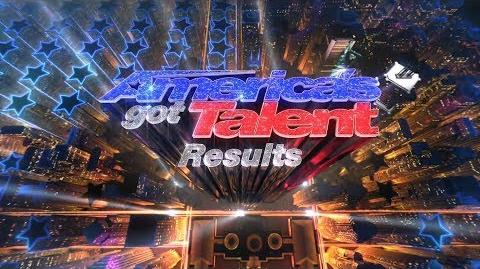 America's Got Talent 2017 3 Dunkin Save Acts Live Show Results S12E16