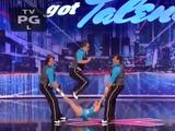 Human Jump Rope - The Fantastic Quartette