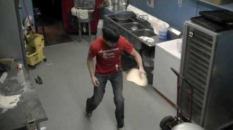 Pizza patt raw footage AGT
