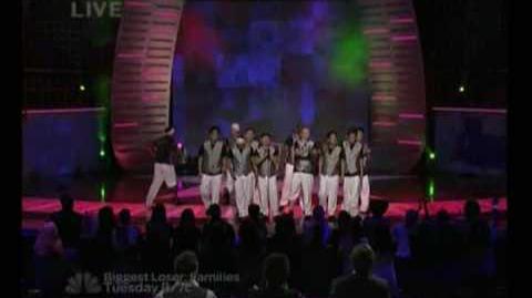SickStep Semi-Final - America's Got Talent, Season 3