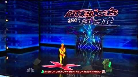 America's Got Talent 2015 Evil Chikin Auditions 7