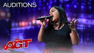 Singer Shaquira McGrath Follows Her Dreams With This Country Hit - America's Got Talent 2020-0