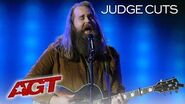"Singer Chris Kläfford Takes A Risk With Original, ""Something Like Me"" - America's Got Talent 2019"